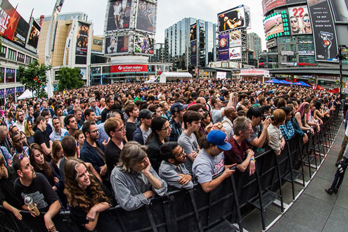 Music Scene, Toronto, Shows, Events, Concerts, Fun