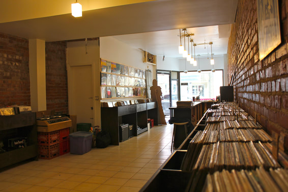 Toronto, Record Shops, Visa Student, International, Student